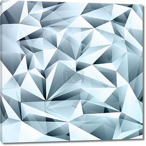 Синий кристалл абстрактные текстуры