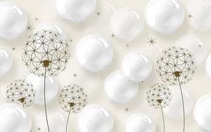 Пузыри, одуванчики