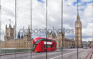 дома британского парламента