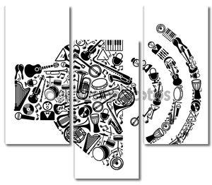 Символ воспроизведения звука