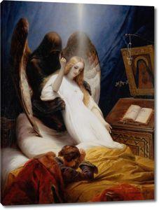 Верне Орас. Ангел смерти