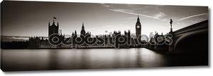 Лондон в сумерках