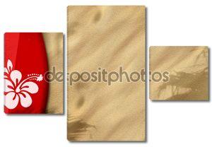 Доски для серфинга на песке