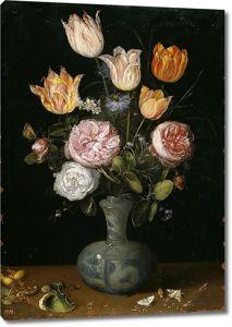 Ян Брейгель Старший. Цветочный натюрморт