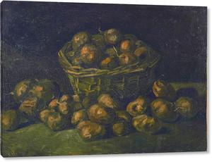 Ван Гог. Корзина картофеля