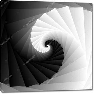 Спирали геометрические