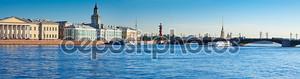 Вид Санкт-Петербурга. Дворцовый мост
