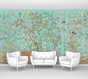 Китайский райский сад