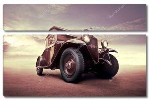 Винтажный автомобиль