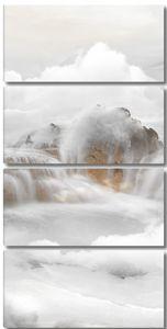 Река из облаков