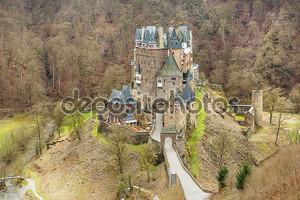 Замок Эльц, средневековый замок, расположенный в Германии
