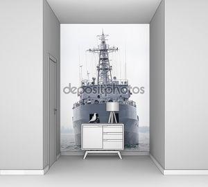Корабль на просторах Черного моря