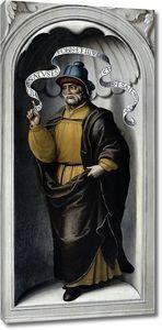 Корреа де Вивар Хуан. Пророк Исаия