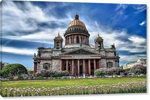 Исаакиевский собор в Санкт-Петербурге, Россия