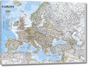 КартаЕвропы