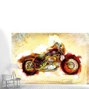 Искусство изоляции мотоцикла