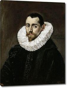 Эль Греко. Молодой рыцарь