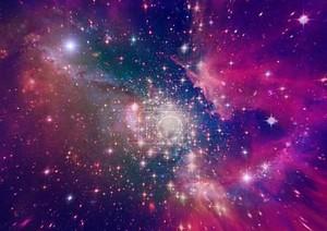 далеко галактика