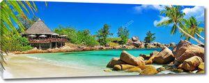 Тропический рай на Сейшельских островах
