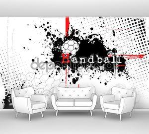 Гандбол плакат