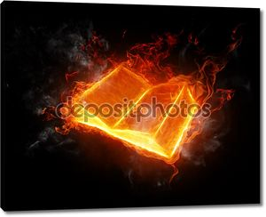 пламенный символ
