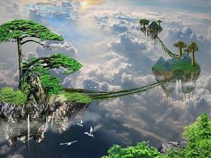 Красивые облака, Эйри острова