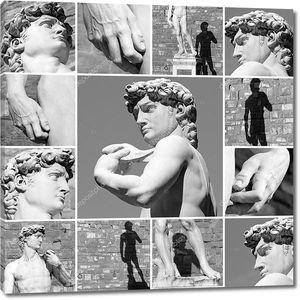 Давид Микеланджело из Флоренции