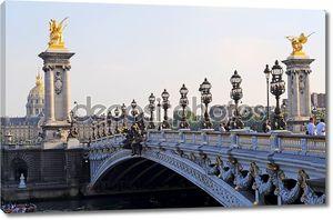 Pont Александр 3 - Париж