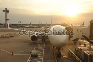 Гражданских воздушных судов в аэропорту JFK