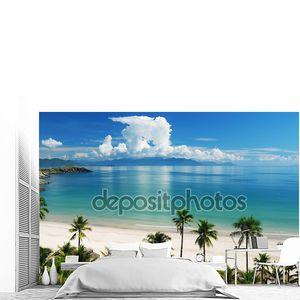 Сцена пляжа