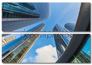 Небоскребы в Абу-Даби, ОАЭ