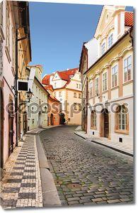 улица Праги, Чешская Республика.