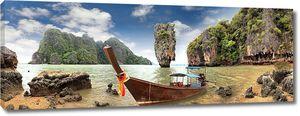 Остров Джеймса Бонда, Пханг Нга, Таиланд