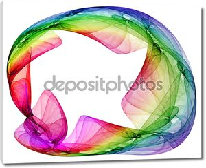 Красочный круг