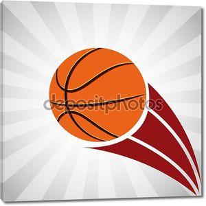 баскетбольная лига дизайн