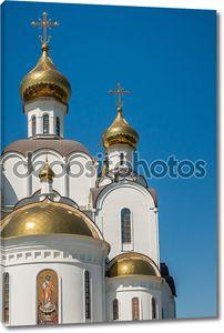 Православный собор в Ростове на Дону