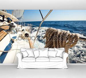 Sailing regatta.