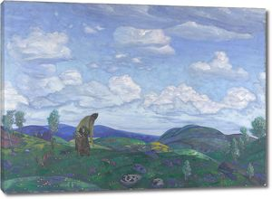 Николай Рерих. Пантелеймон-целитель