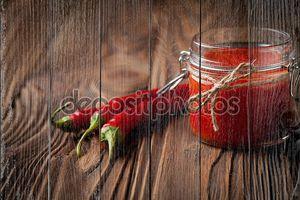 натуральный соус чили