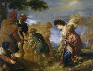 Хуан Антонио де Фриас Эскаланте. Жнецы в земле обетованной
