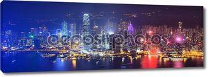 Гонконгский пейзаж