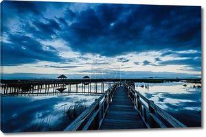 Национальный парк Кхао sam roi yot, в Таиланд