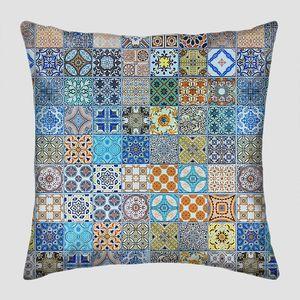керамическая плитка из Португалии .