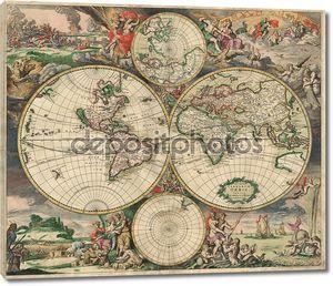 Средневековая карта