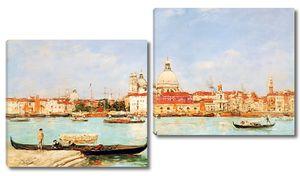 Солнечная Венеция летним днем