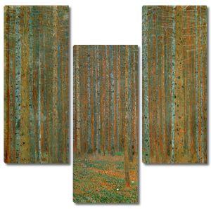 Климт Густав. Сосновый лес 2