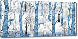 Sherwood-Голубой лес