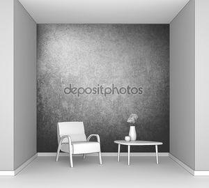 Темно серые стены текстура фон