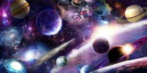 Планеты с кометами
