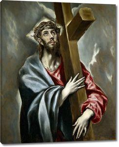 Эль Греко. Несение креста
